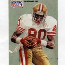 1991 Pro Set Football #379 Jerry Rice - San Francisco 49ers NM-M