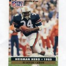 1991 Pro Set Football #042 Bo Jackson - Los Angeles Raiders