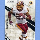 2010 Rookies and Stars Football #147 Clinton Portis - Washington Redskins