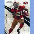 2010 Rookies and Stars Football #125 Frank Gore - San Francisco 49ers