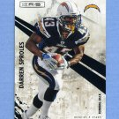 2010 Rookies and Stars Football #121 Darren Sproles - San Diego Chargers