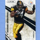 2010 Rookies and Stars Football #117 Rashard Mendenhall - Pittsburgh Steelers