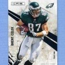 2010 Rookies and Stars Football #110 Brent Celek - Philadelphia Eagles