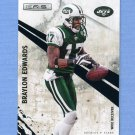 2010 Rookies and Stars Football #100 Braylon Edwards - New York Jets