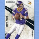 2010 Rookies and Stars Football #082 Brett Favre - Minnesota Vikings