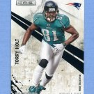 2010 Rookies and Stars Football #070 Torry Holt - New England Patriots
