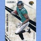2010 Rookies and Stars Football #068 Mike Sims-Walker - Jacksonville Jaguars
