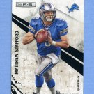 2010 Rookies and Stars Football #049 Matthew Stafford - Detroit Lions