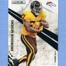 2010 Rookies and Stars Football #045 Knowshon Moreno - Denver Broncos