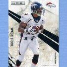 2010 Rookies and Stars Football #043 Eddie Royal - Denver Broncos