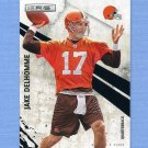 2010 Rookies and Stars Football #033 Jake Delhomme - Cleveland Browns