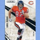 2010 Rookies and Stars Football #024 Greg Olsen - Chicago Bears