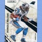 2010 Rookies and Stars Football #018 DeAngelo Williams - Carolina Panthers