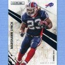 2010 Rookies and Stars Football #016 Marshawn Lynch - Buffalo Bills