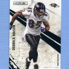 2010 Rookies and Stars Football #010 Derrick Mason - Baltimore Ravens