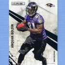 2010 Rookies and Stars Football #009 Anquan Boldin - Baltimore Ravens