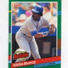 1991 Donruss Baseball Bonus Cards #BC18 Eddie Murray - Los Angeles Dodgers