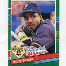 1991 Donruss Baseball #762 Barry Bonds - Pittsburgh Pirates
