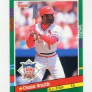 1991 Donruss Baseball #437 Ozzie Smith AS - St. Louis Cardinals