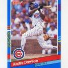 1991 Donruss Baseball #129 Andre Dawson - Chicago Cubs