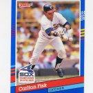 1991 Donruss Baseball #108 Carlton Fisk - Chicago White Sox