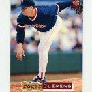 1994 Stadium Club Baseball #650 Roger Clemens - Boston Red Sox
