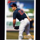 1993 Bowman Baseball #609 Troy Percival - California Angels NM-M