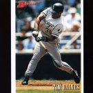 1993 Bowman Baseball #499 Tim Raines - Chicago White Sox