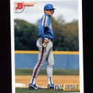 1993 Bowman Baseball #326 Tim Bogar RC - New York Mets