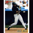 1993 Bowman Baseball #231 Ellis Burks - Chicago White Sox