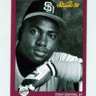 1991 Studio Baseball #245 Tony Gwynn - San Diego Padres