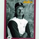 1991 Studio Baseball #116 Randy Johnson - Seattle Mariners NM-M