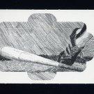 1992 Donruss Baseball Rod Carew Puzzle #46, #47 and #48