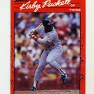 1990 Donruss Baseball #269 Kirby Puckett - Minnesota Twins ExMt