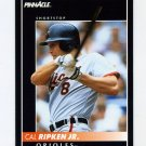 1992 Pinnacle Baseball #200 Cal Ripken - Baltimore Orioles