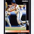 1992 Pinnacle Baseball #070 Jeff Bagwell - Houston Astros