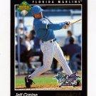 1993 Pinnacle Baseball #601 Jeff Conine - Florida Marlins