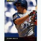1998 Collector's Choice Baseball StarQuest #SQ28 Tim Salmon - Anaheim Angels