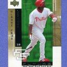 2007 Upper Deck Future Stars Baseball #071 Ryan Howard - Philadelphia Phillies