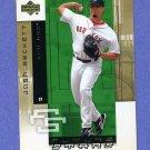 2007 Upper Deck Future Stars Baseball #013 Josh Beckett - Boston Red Sox