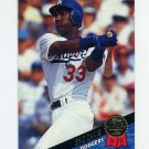 1993 Leaf Baseball #267 Eric Davis - Los Angeles Dodgers