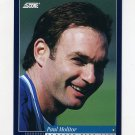 1994 Score Baseball #427 Paul Molitor - Toronto Blue Jays