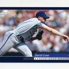 1994 Score Baseball #405 David Cone - Kansas City Royals