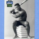 1992 Score Baseball #441 Rickey Henderson DT - Oakland A's