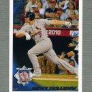 2010 Topps Update Baseball #US161 Matt Holliday - St. Louis Cardinals