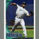 2010 Topps Update Baseball #US72 Milton Bradley - Seattle Mariners