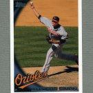2010 Topps Update Baseball #US61 Alfredo Simon - Baltimore Orioles