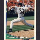 1994 Topps Baseball #222 Trevor Hoffman - San Diego Padres