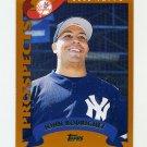 2002 Topps Baseball #686 John Rodriguez RC - New York Yankees