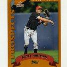 2002 Topps Baseball #678 Royce Huffman RC - Houston Astros